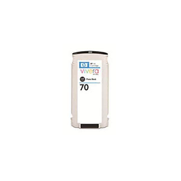 AV・デジモノ 【純正品】 HP C9449A HP70 インクカートリッジ フォトブラック