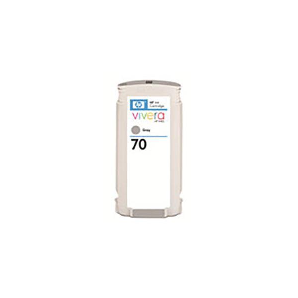 AV・デジモノ 【純正品】 HP C9450A HP70 インクカートリッジ グレー