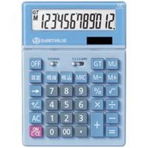 生活用品・インテリア・雑貨 (業務用5セット) ジョインテックス 大型電卓 5台 K040J-5 【×5セット】