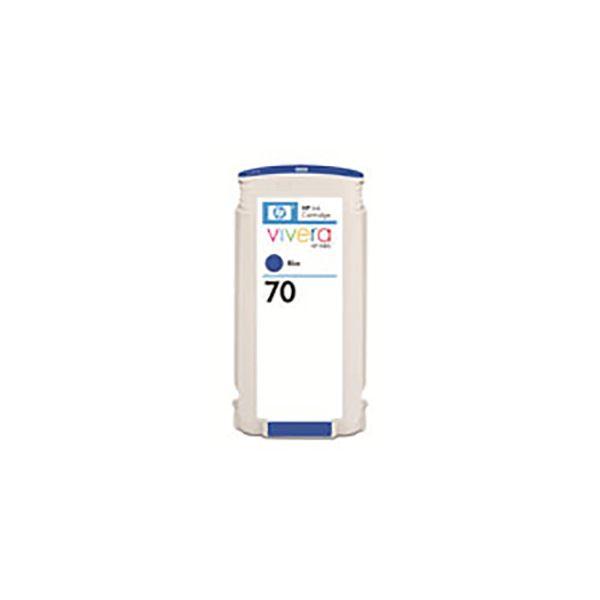パソコン・周辺機器 【純正品】 HP C9458A HP70 インクカートリッジ ブルー