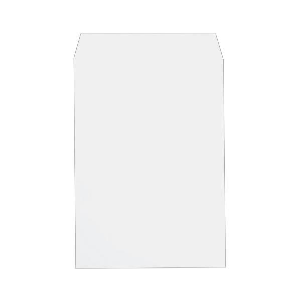 文具・オフィス用品 (まとめ) ハート 透けない封筒 ケント ワンタッチテープ付 角2 100g/m2 XEP430 1パック(100枚) 【×3セット】