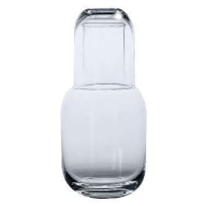 生活用品・インテリア・雑貨 (業務用10セット) 佐々木硝子 冠水瓶 60714 【×10セット】