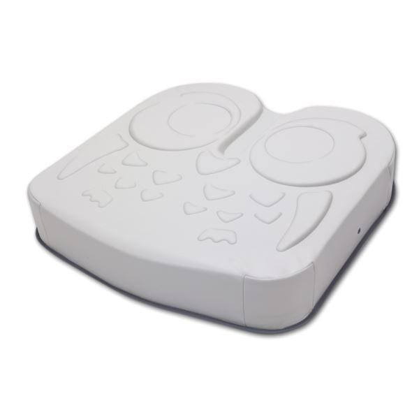 生活用品・インテリア・雑貨 加地 座位保持クッション アウルREHA (2)ハイ OWL22-BK1-4040