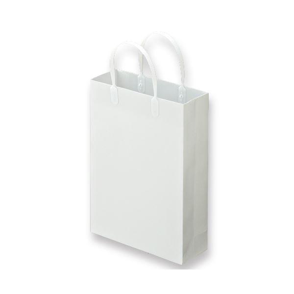 文具・オフィス用品 (まとめ) TANOSEE ラミネートバッグ 小 ヨコ225×タテ310×マチ幅80mm 白 1パック(10枚) 【×3セット】