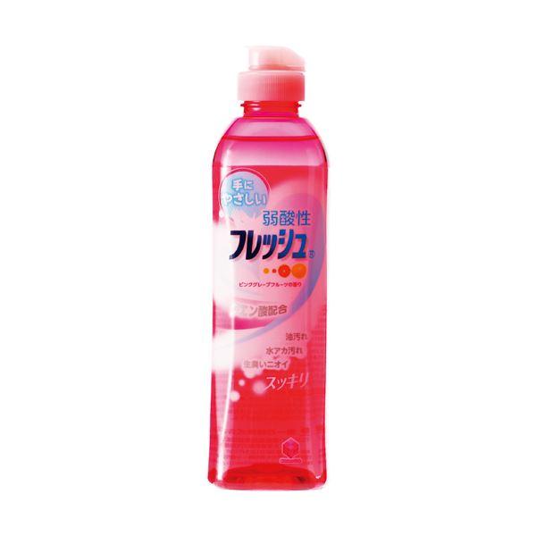 (まとめ) 第一石鹸 キッチンクラブフレッシュ ピンクグレープフルーツ 本体 250ml 1セット(30本) 【×2セット】