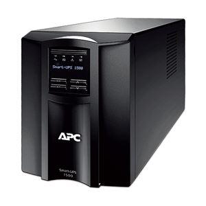 生活日用品 シュナイダーエレクトリック APC Smart-UPS 1500 LCD 100V 5年保証 SMT1500J5W
