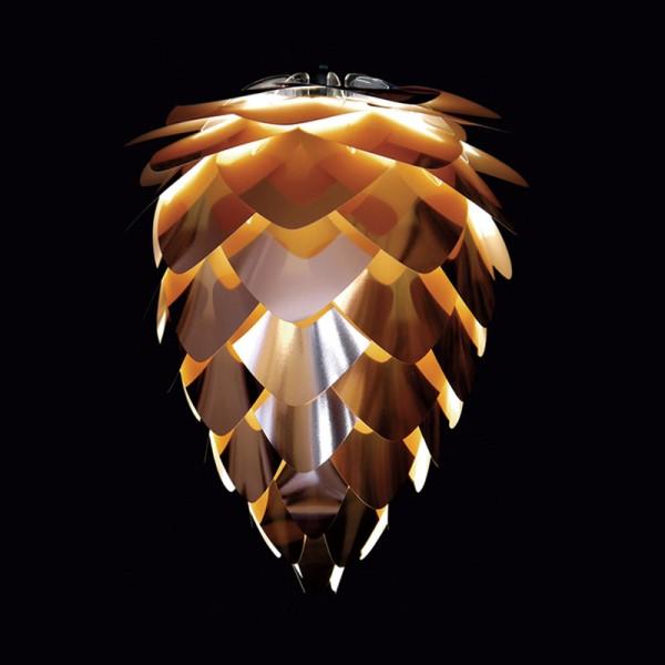 ガラス おしゃれ 【北欧照明】Coniamini Copper コニアミニコパー 1灯タイプ ペンダントライト コード色 レッド