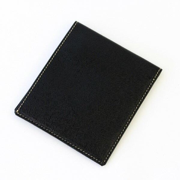 最新作もセール品 二つ折り財布 スタンダードなシルエット クール 大人っぽい FRUHスマートショート・ウォレット ブラック