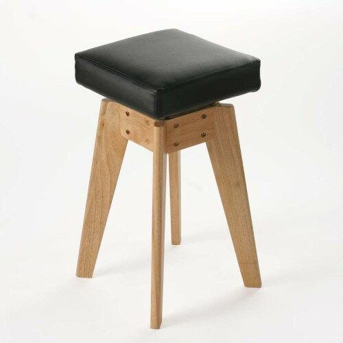 回転椅子 スマートなデザイン 人気アイテム 回転式カウンタースツール  Lサイズ