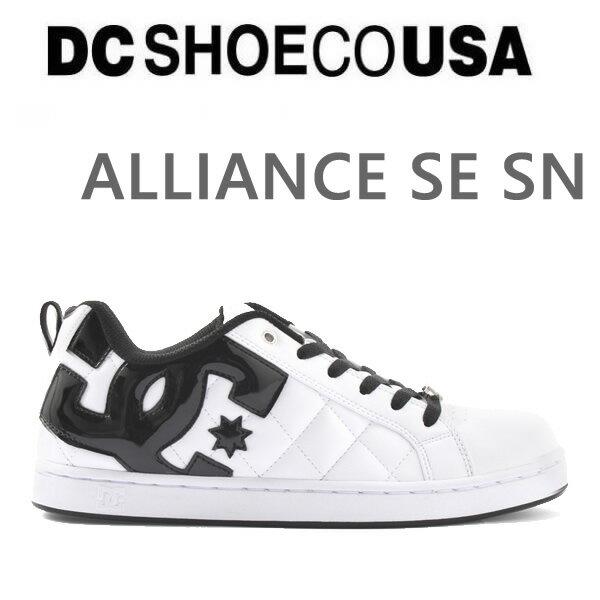 DC スニーカー メンズ ALLIANCE SE SN /WK3  ディーシーシュー,DC shoes スニーカー【s7】