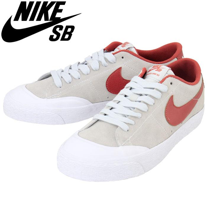 ナイキSB メンズスケートシューズ ブレザーズームロー NIKE SB BLAZER 864348-061