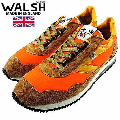 ウォルシュ メンズシューズ WALSH ENSIGN ENS70004 レディーススニーカー カジュアルシューズ