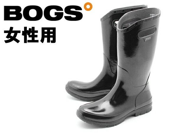 ボグス バークレー ソリッド 女性用 BOGS BERKELEY SOLID 71896 レディース 防水 防滑 保温 ブーツ ブラック(01-13101530)