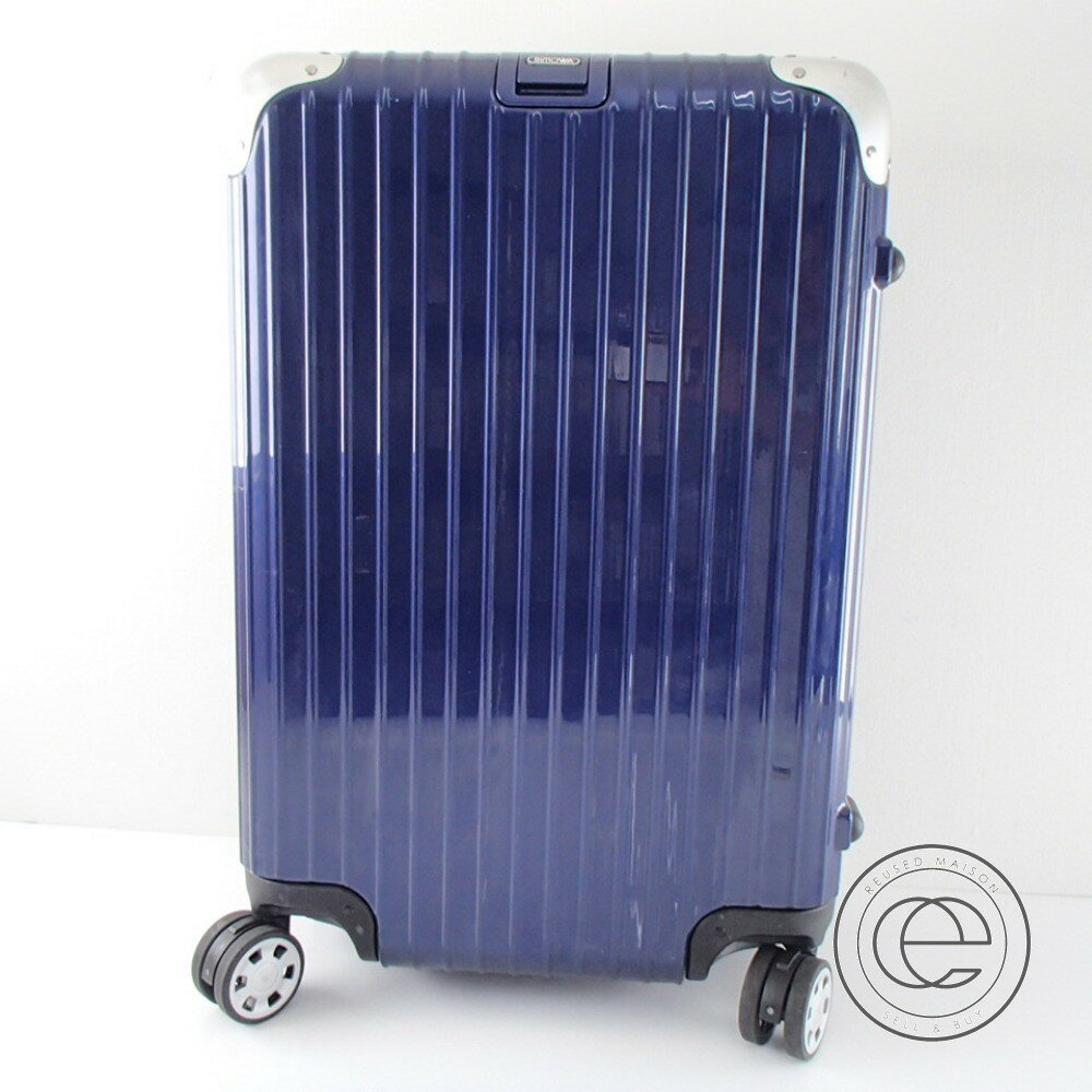 RIMOWA【リモワ】 891.63 LIMBOリンボ 4輪マルチホイール スーツケース ポリカーボネイト ユニセックス 【中古】