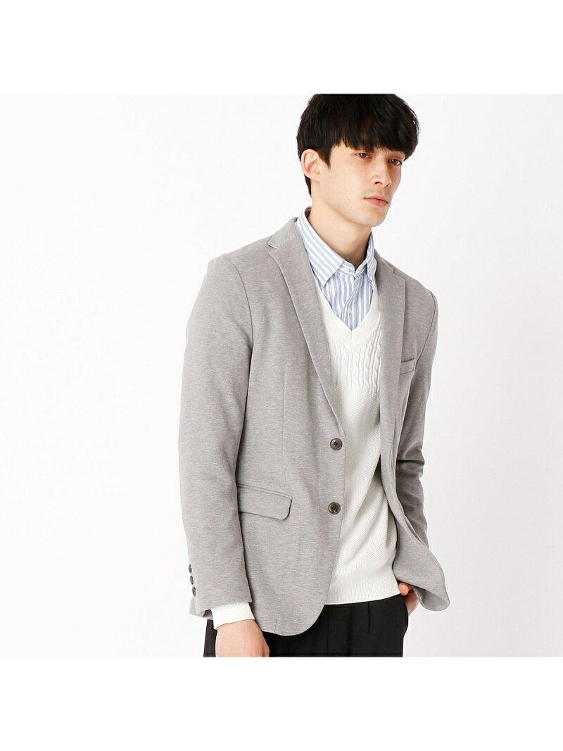 COMME CA ISM 2ッ釦ジャケット スーツ コムサイズム【送料無料】
