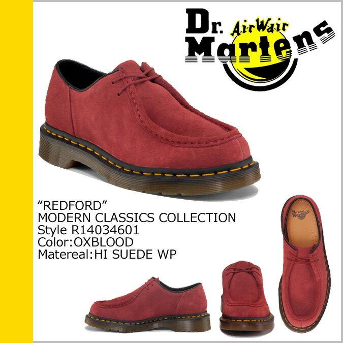 ドクターマーチン Dr.Martens 2ホール シューズ  REDFORD  R14034601 メンズ レディース