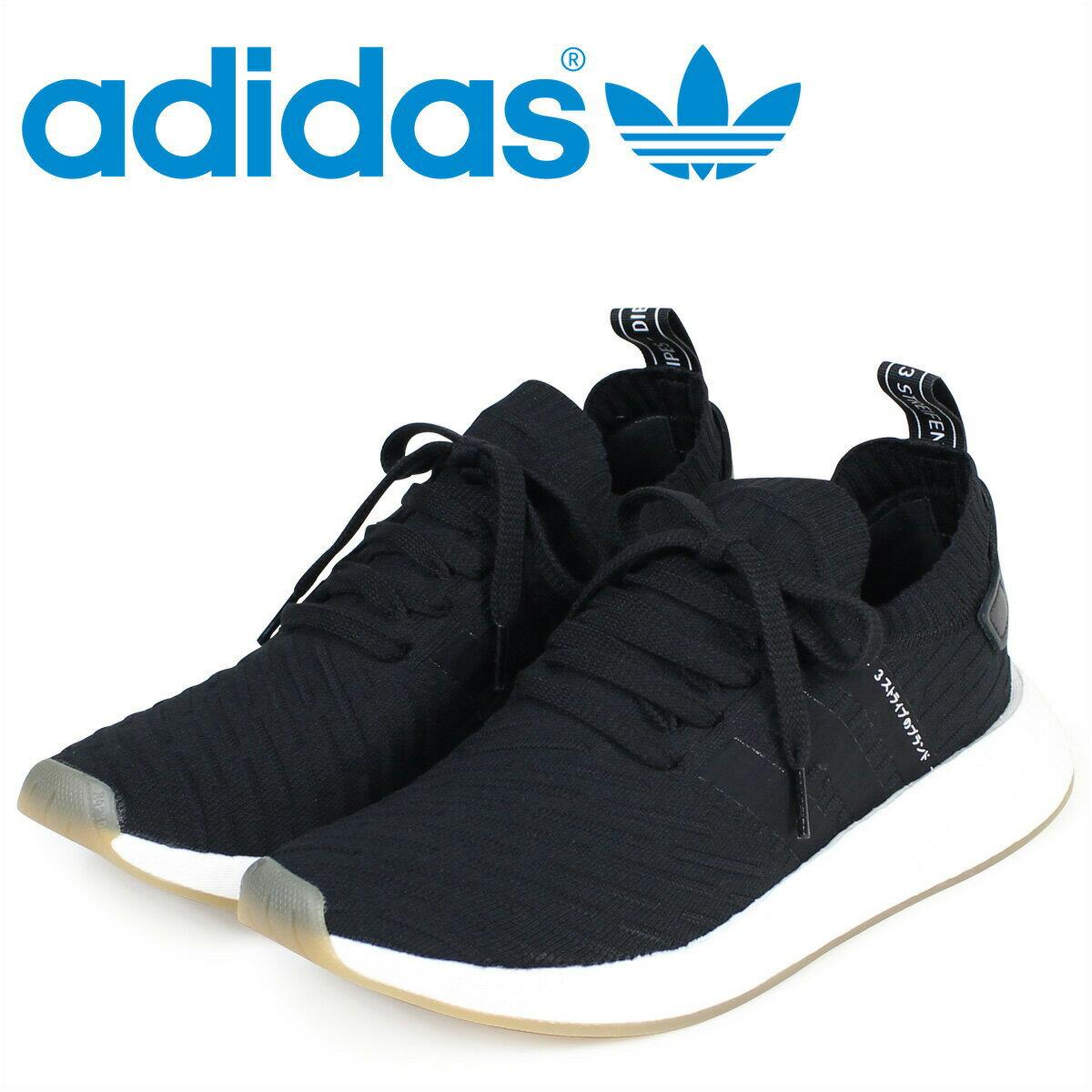adidas NMD R1 PK アディダス originals スニーカー ノマド メンズ BY9696 靴 ブラック