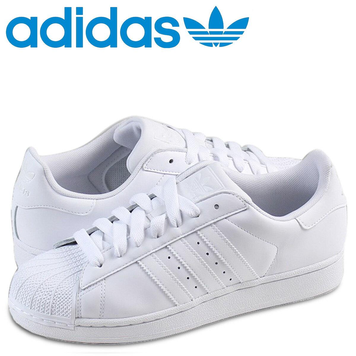 信じられないほどファッション adidas Originals アディダス オリジナルス スーパースター スニーカー SUPER STAR 2 G17071 メンズ 靴 ホワイト [S10][返品不可]