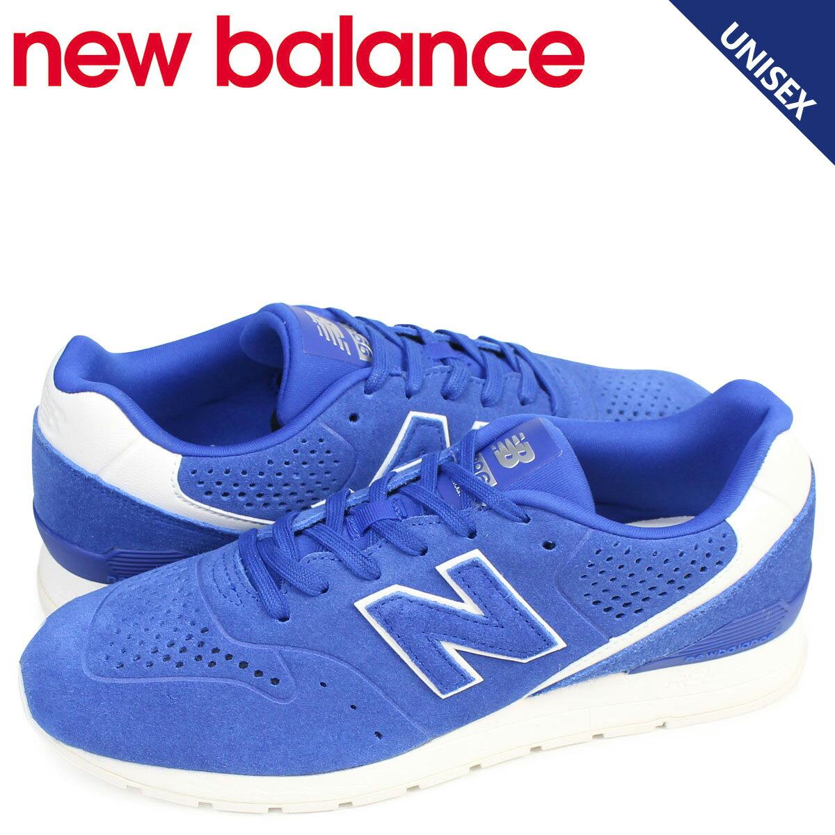 new balance 996 メンズ レディース ニューバランス スニーカー MRL996D6 Dワイズ 靴 ブルー