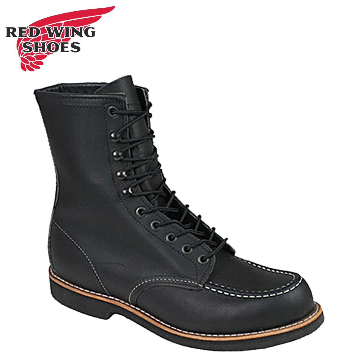 RED WING レッドウィング アイリッシュセッター ブーツ 200 COLLECTION 8INCH MOC TOE 200コレクション 8インチ モックトゥ Dワイズ 9214 レッドウイング メンズ