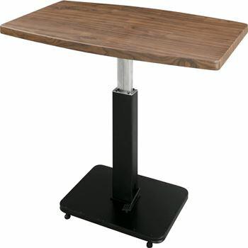 ジオ リフトテーブル W120×D75×H52?70cm 北欧 インテリア おすすめ 家具 東谷 AZUMAYA