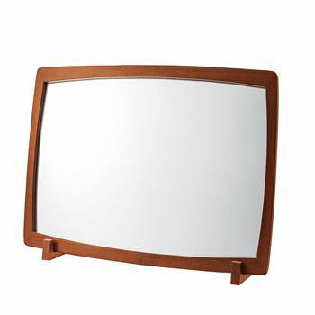 【2個セット】 ノルディナ ワイドミラー 鏡 北欧 インテリア おすすめ 家具 東谷 AZUMAYA お得なセット買い