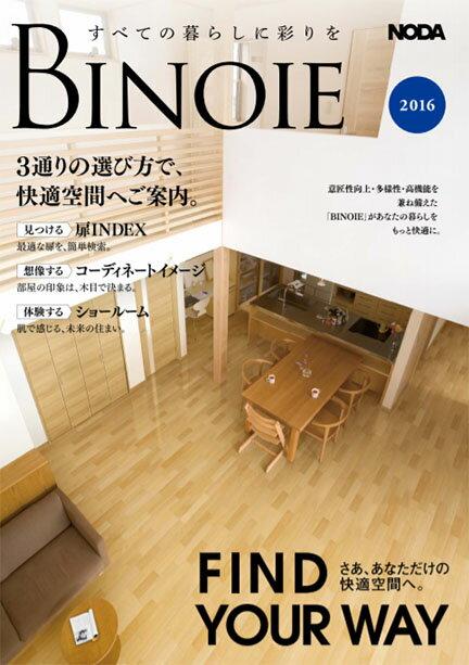 ビノイエ 品番 D3P-1417FH2K(R・L) NODAの建材