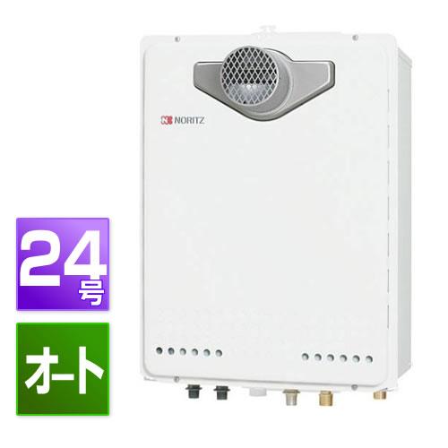 GT-2450SAWX-T-2 BL ノーリツ ガスふろ給湯器 24号 [オート][設置フリー][PS扉設置]
