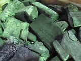 ラオス備長炭 荒上割(特割大)15kg×4--60kg1送料