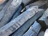 ラオス備長炭 上割れ 15kg×4--60kg 1送料 Lサイズ