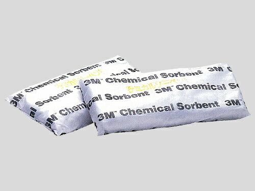 3M(スリーエム) 液体吸収材 ケミカルソーベント 【P-300】 ピロータイプ 16個入