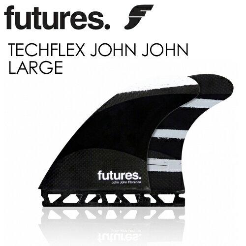 〔あす楽対応〕【送料無料】FUTUREFINS,フューチャーフィン,ジョンジョンフローレンス,L,NEW●TECHFLEX JOHN JOHN LARGE