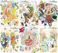 【中古】アニメBlu-ray Disc 人類は衰退しました 初回限定版 全6巻セット