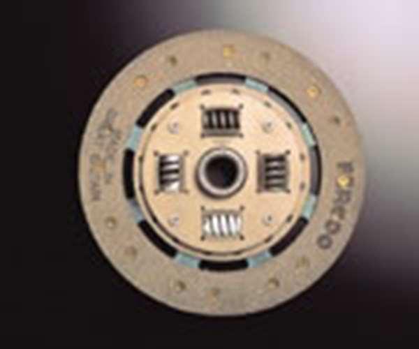 TRD クラッチディスク スポーツフェーシングタイプ [ 31250-AE853] スプリンタートレノ AE86 適合 4A-GE 83.5~87.5 (必要個数 1個)
