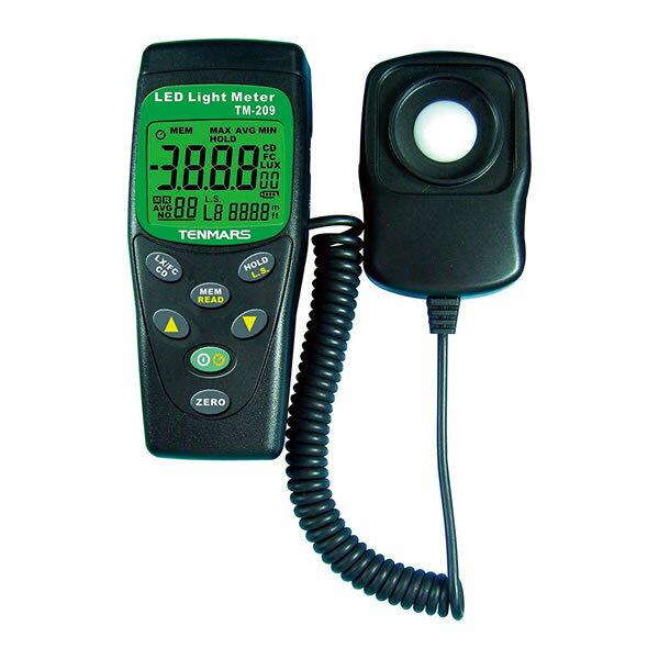 LEDライトメーター TM-209