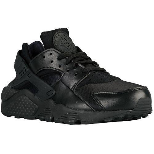 (取寄)NIKE ナイキ レディース エア ハラチ スニーカー Nike Women's Air Huarache Black Black 【コンビニ受取対応商品】