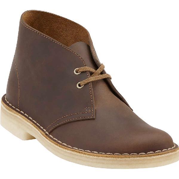 (取寄)クラークス レディース デザート ブーツ Clarks Women Desert Boot Beeswax Leather Core 【コンビニ受取対応商品】