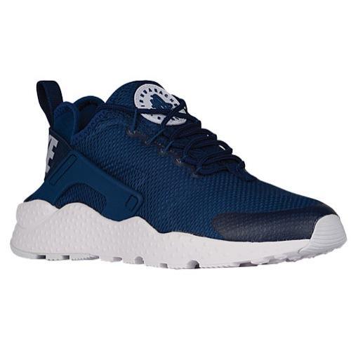 (取寄)NIKE ナイキ レディース エア ハラチ ラン ウルトラ スニーカー Nike Women's Air Huarache Run Ultra Coastal Blue White 【コンビニ受取対応商品】