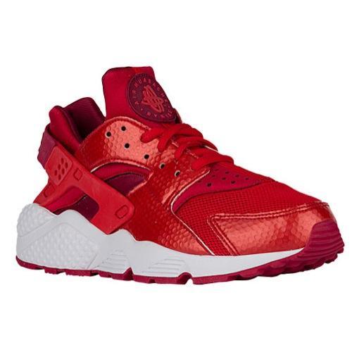 (取寄)Nike ナイキ レディース エア ハラチ Nike Women's Air Huarache University Red Noble Red Noble Red 【コンビニ受取対応商品】