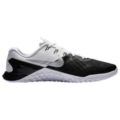 (取寄)ナイキ メンズ メトコン 3 Nike Men's Metcon 3 Black White Metallic Silver
