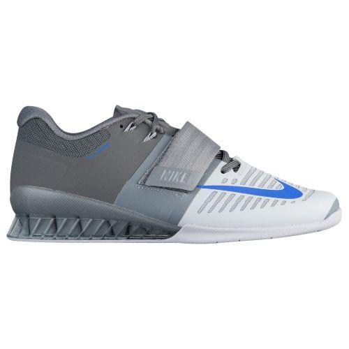 (取寄)ナイキ メンズ ロマレオス 3 Nike Men's Romaleos 3 Cool Grey Racer Blue Wolf Grey Dark Grey