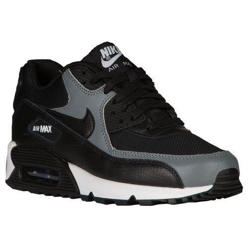 (取寄)Nike ナイキ レディース エア マックス 90 Nike Women's Air Max 90 Black Black Cool Grey Black White