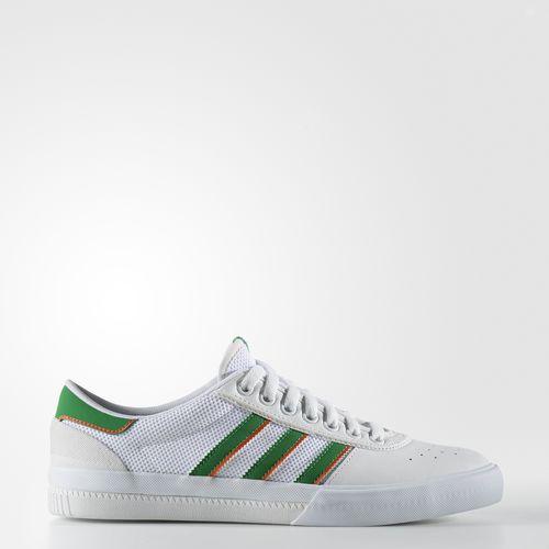 (取寄)アディダス オリジナルス メンズ ルーカス プレミア ADV スニーカー adidas originals Men's Lucas Premiere ADV Shoes Running White Ftw  /  Green  /  Running White Ftw