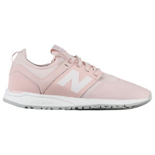 (取寄)ニューバランス レディース 247 New balance Women's 247 Pink Sandstone White