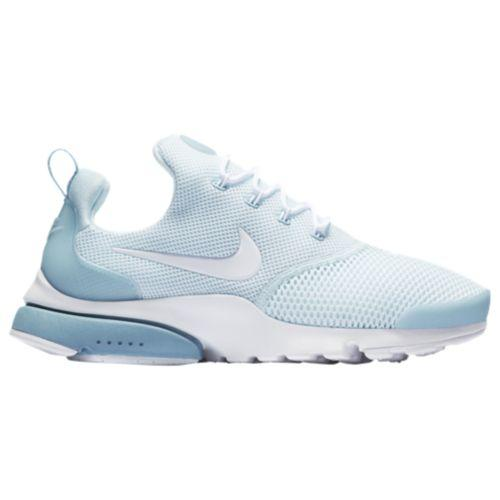 (取寄)Nike ナイキ レディース プレスト フライ スニーカー Nike Women's Presto Fly Glacier Blue White Mica Blue