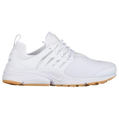(取寄)Nike ナイキ レディース エア プレスト Nike Women's Air Presto White White Gum Yellow Wolf Grey