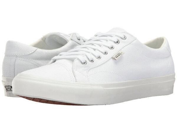 (取寄)Vans(バンズ) スニーカー コート メンズ  Vans Men's Court  True White