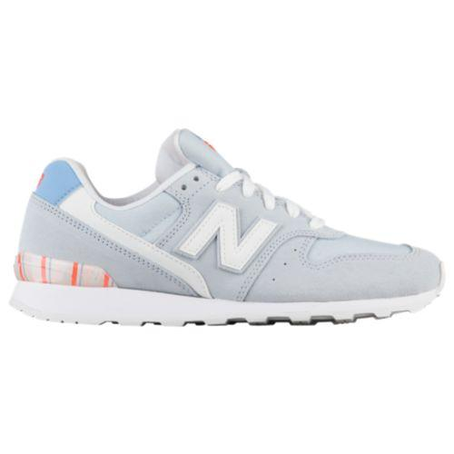 (取寄)ニューバランス レディース 696 New balance Women's 696 Light Porcelain Blue White