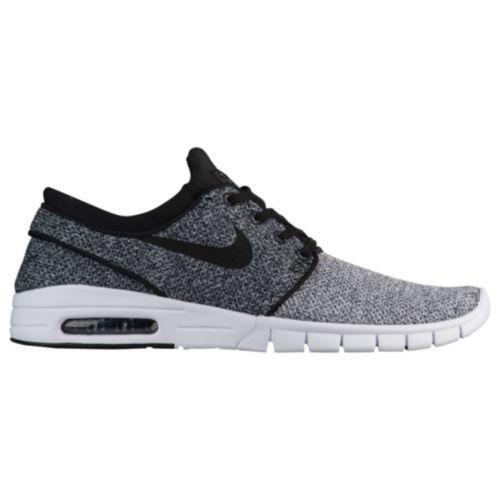 (取寄)NIKE ナイキ メンズ エスビー ステファン ジャノスキー マックス スニーカー スケートボード Nike Men's SB Stefan Janoski Max White Black Dark Grey
