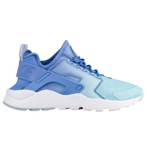 (取寄)Nike ナイキ レディース エア ハラチ ラン ウルトラ Nike Women's Air Huarache Run Ultra Polar Polar Still Blue White Glacier Blue